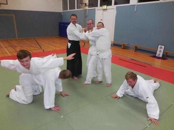 Aikido - Die Kampfkunst bei der DJK Brakel