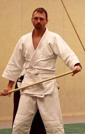 Rico Bernhardt - Meister der Kampfkunst