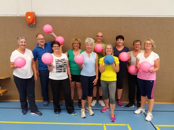 Unsere Gruppe Fitness für Sie und Ihn