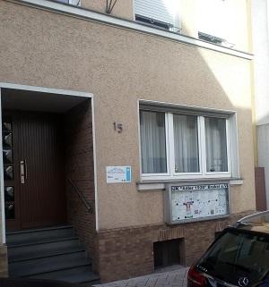 Unsere Geschäftsstelle in der Ostheimner Straße