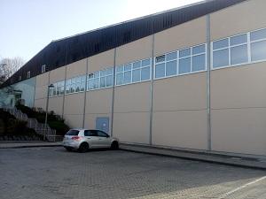 Sporthalle am Bahndamm