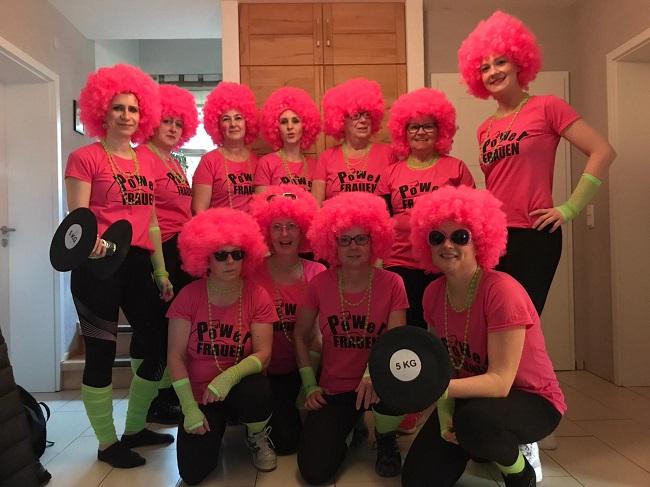 Die DJK-Powerfrauen
