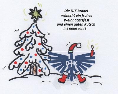 Frohe Weihnachten und alles Gute in 2021!
